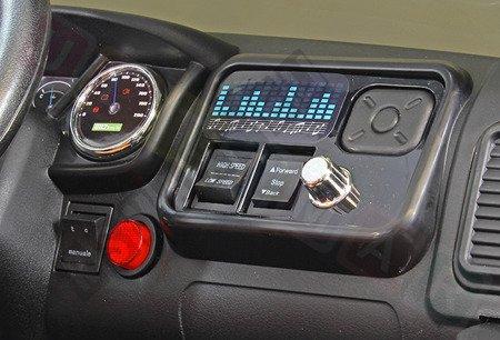 Auto na akumulator Ford Ranger niebieski lakier 4x4 MP4