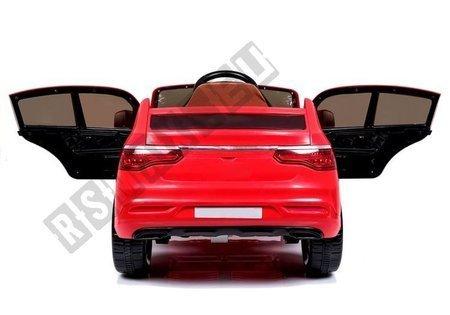 Auto na akumulator LL858 Czerwone 2x45W