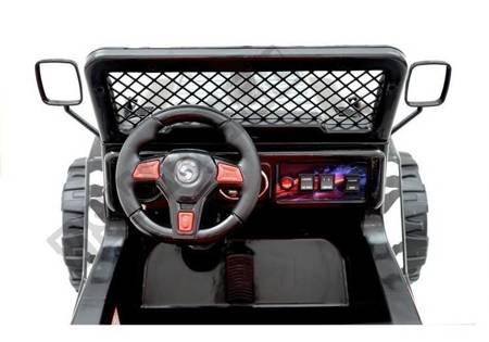 Auto na akumulator S618 EVA Czarny