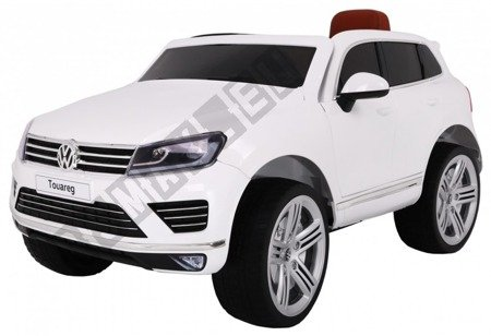 Auto na akumulator VW Touareg biały !