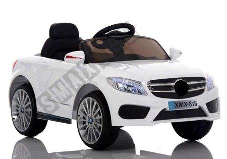 Auto na akumulator XMX815 Białe
