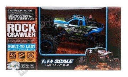 Auto zdalnie sterowane ROCK CRAWLER 4WD 1:14 HB