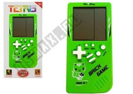 Gra elektroniczna Tetris Brick Game Duży Ekran