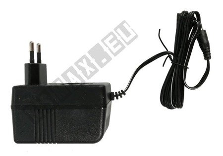 Ładowarka 12V 1000mA Do Auta na Akumulator z diodą LED