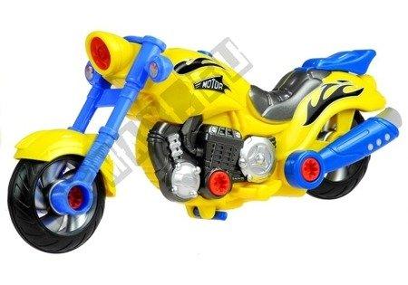 Motor Do Skręcania 2w1 + Wkrętarka Dźwięki