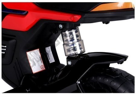 Motor Na Akumulator JT5158 Czerwony