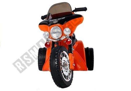 Motor na Akumulator JT568 Pomarańczowy