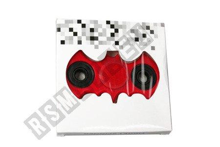 Oryginalny super FIDGET SPINNER BATMAN czerwony