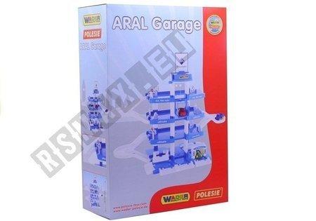 Polesie Parking ARAL 4 poziomowy 46093