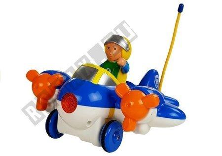Samolot z Pilotem Zdalnie sterowany kierownicą
