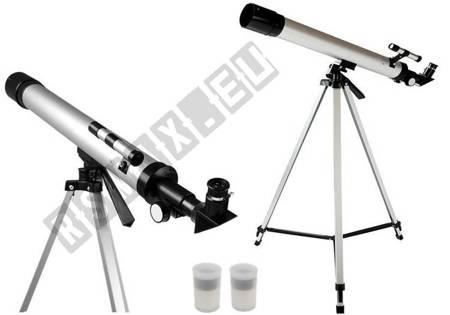 Teleskop Luneta Edukacyjny dla Dzieci 50x 100x