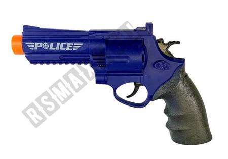 Zestaw Policyjny Karabin Odgłosy Strzelania Naciąg
