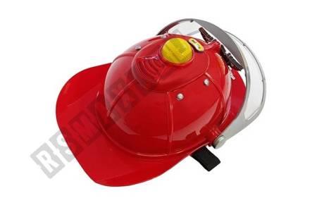 Zestaw Strażacki na Baterie z Akcesoriami